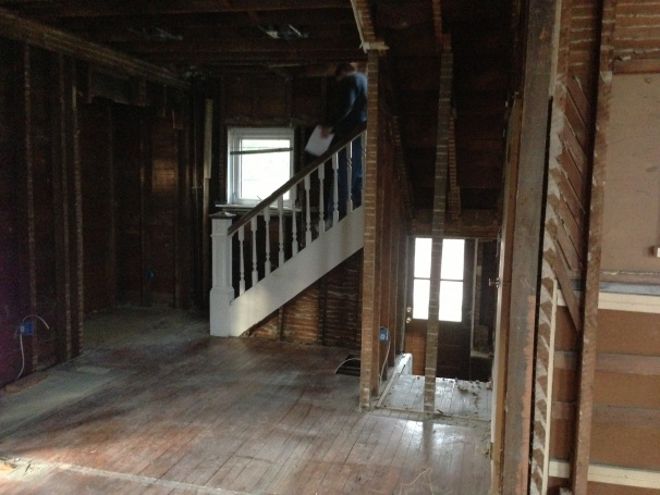 NJ Colonial - Family Remodel-bannister-view.jpg