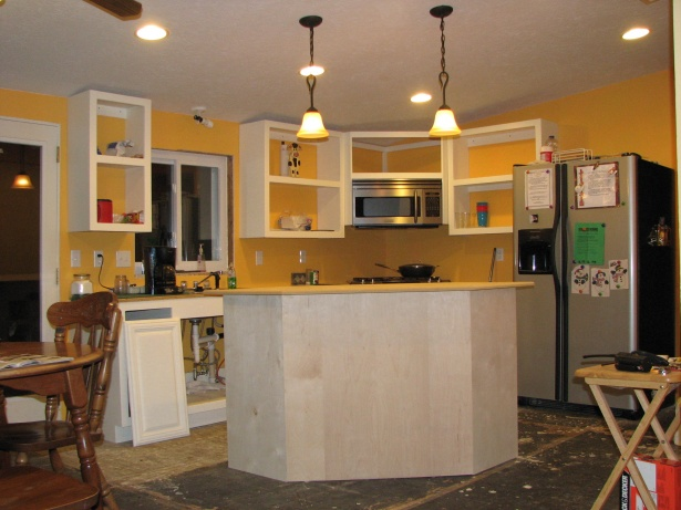 Tips on Glazing Kitchen Cabinets-bar.jpg