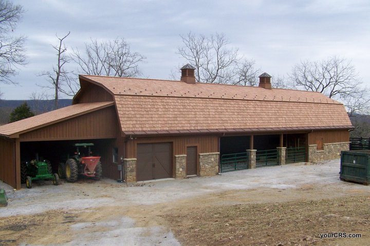 How To Shingle A Barn Style Roof Roofing Siding Diy Home Improvement Diychatroom