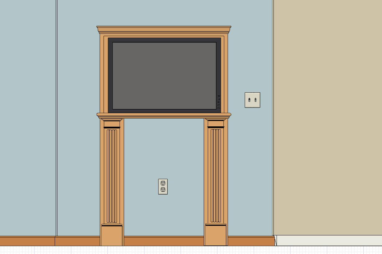 "How to spice up tv on the wall...looks ""bland""-base-ele-1.jpg"