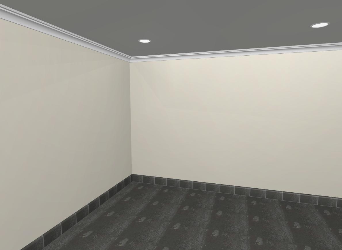 Bland Baseboard Trim Base Slate Tile1 Jpg