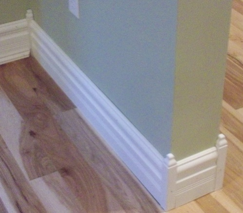 Grout And Drywall - Flooring - DIY