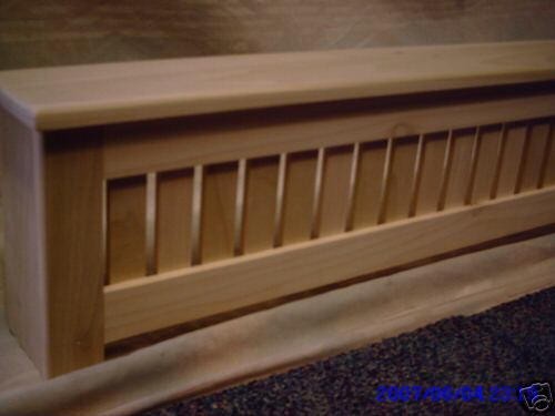 7 STEPS TO MAKING YOUR OWN STEAM RADIATOR COVERS | DOITYOURSELF.COM