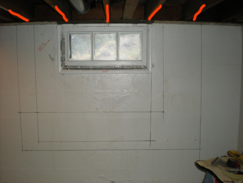 Egress Window With Header Required Basement 001