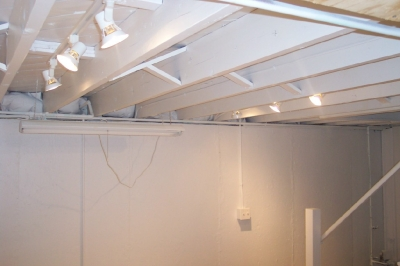 Lighting For Low Basement Ceiling Electrical DIY Chatroom Home