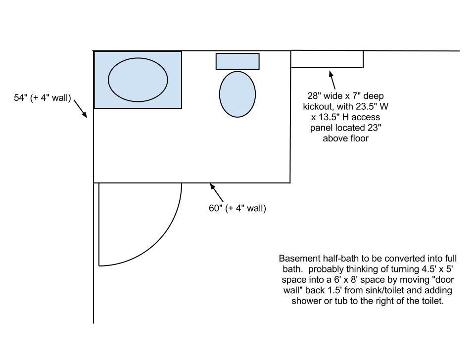 access panel preventing basement bath conversion?-basement-bathroom.jpg