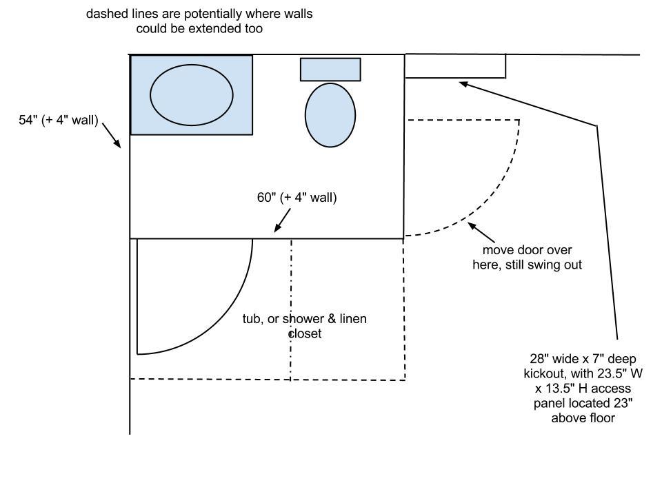 access panel preventing basement bath conversion?-basement-bathroom-opposite-wall.jpg
