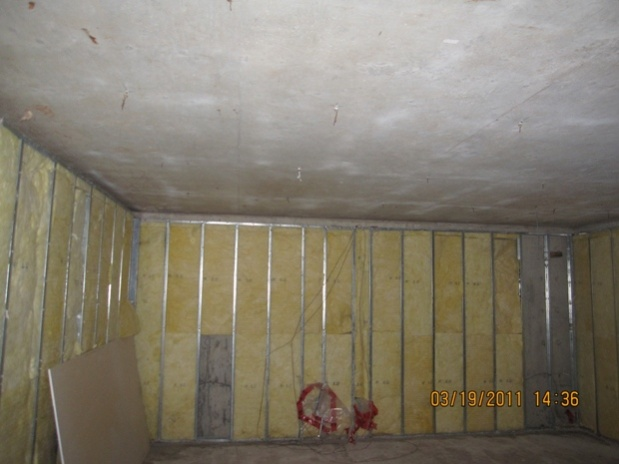 Framing Joists To Concrete Ceiling - Building ...