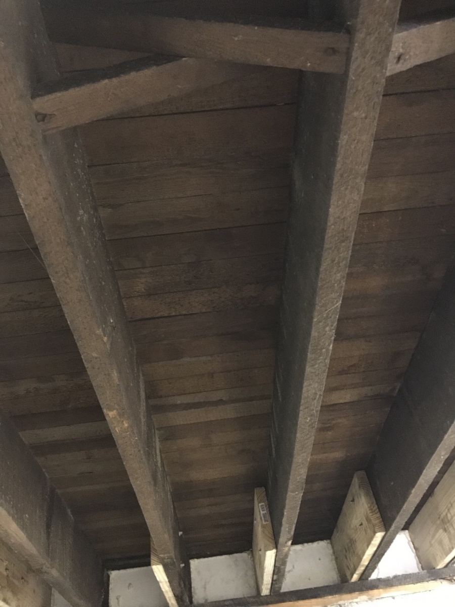 Cleaning Unfinished Basement Ceiling Remodeling Diy