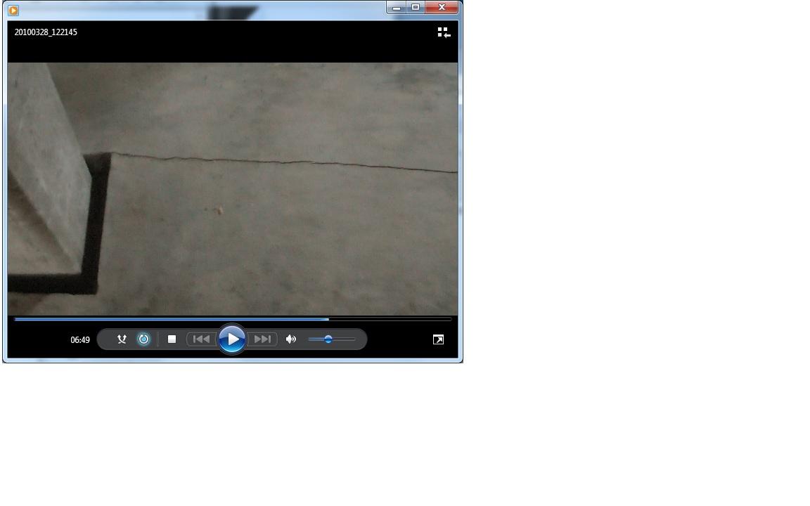 Basement floor crack in New construction-basement-floor-crack.jpg