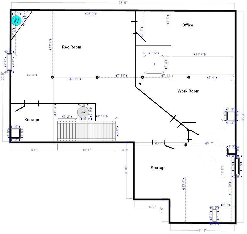 Installing a suspended in a room that has an angled wall...-basement.jpg
