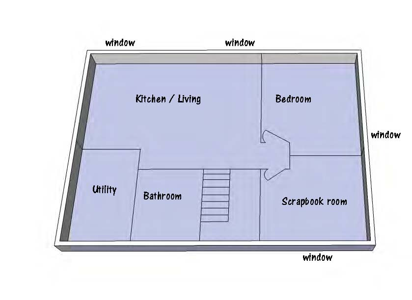 Help me choose a layout for my basement remodel (Pictures attached)-basement-layout.jpg