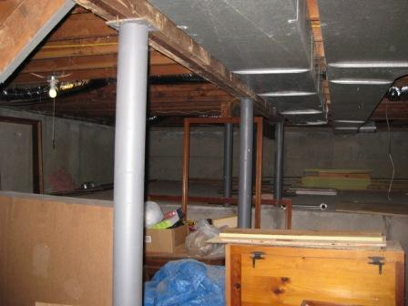 Reinforcing Beam With Steel Plates Building Amp Construction Diy Chatroom Home Improvement Forum