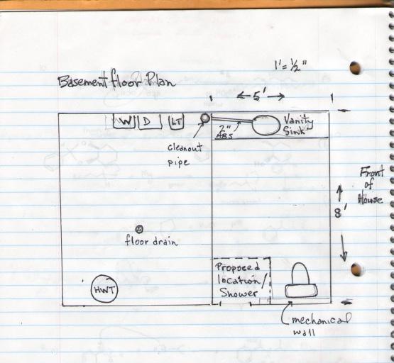 Installation of shower stall in basement-basement-shower-install.jpg
