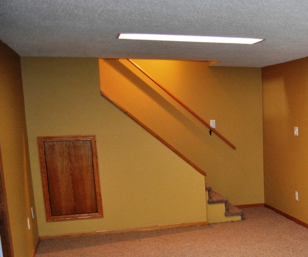 basement stairs railing. Stair Rail Help-basement-stair.jpg Basement Stairs Railing S