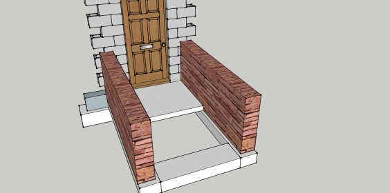 Need to rebuild outside steps and walls coming from basement-basement-stairs-3.jpg