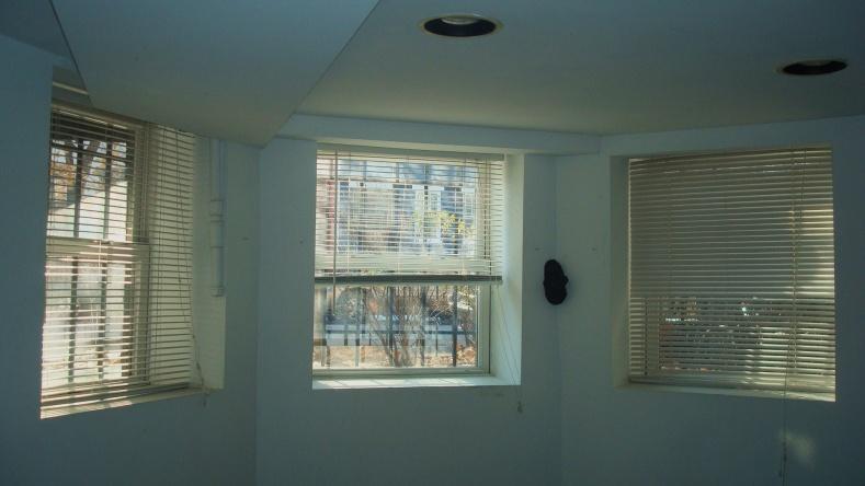 Creative Basement Window Casing Treatment Ideas Photo