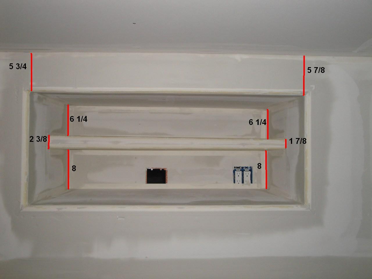HELP! Contractor returns in AM! Uneven shelf - how to fix during drywall finish??-basementshelf.jpg
