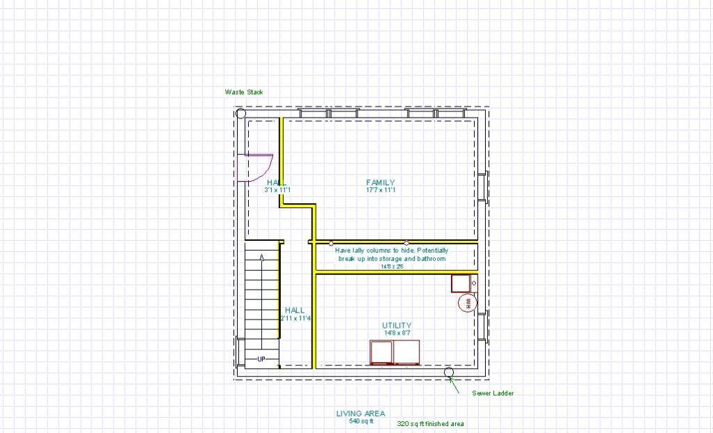 Basement Renovation Planning: Help!-basementwhallwayplan.jpg