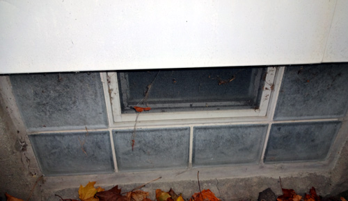 Walls open to outside above basement windows!-basementwindow.jpg