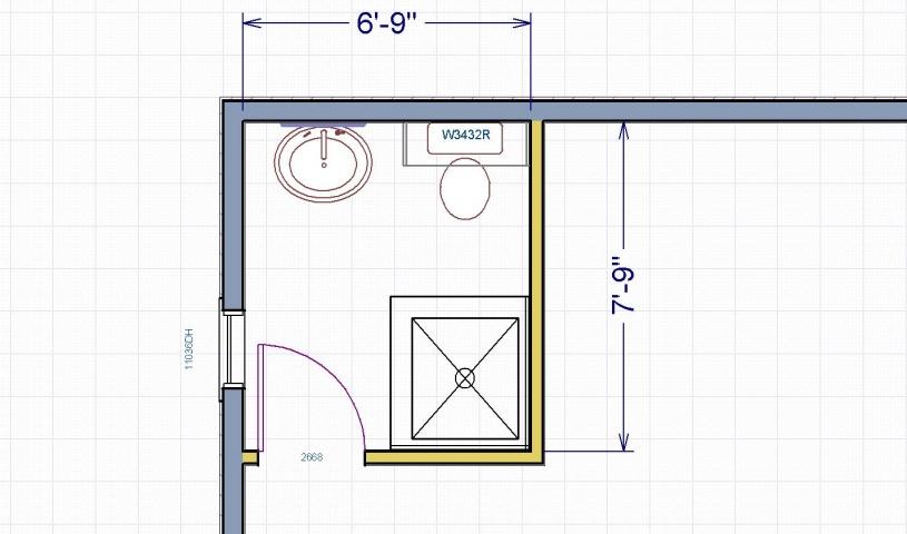 Bathroom Layout Help please help decide bathroom layout! - remodeling - diy chatroom