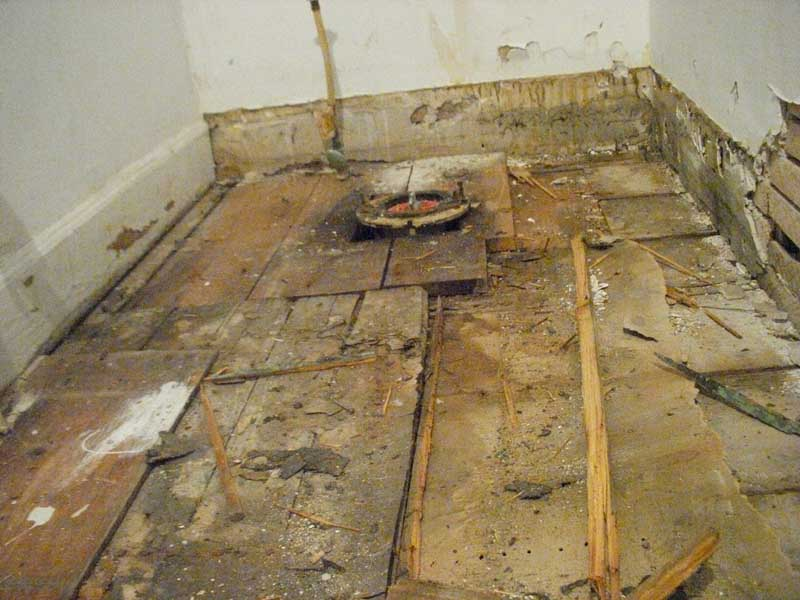 Remodeling A Half Bath With Plaster Walls Kitchen Amp Bath