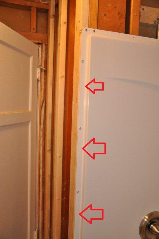 Wall To Shower Tub Ideas Drywall Amp Plaster Diy