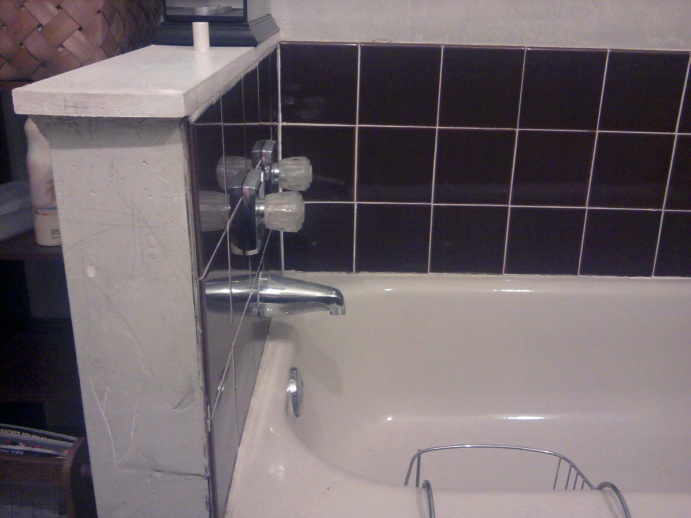 Install Shower In Existing Bathtub - Plumbing - DIY Home ...