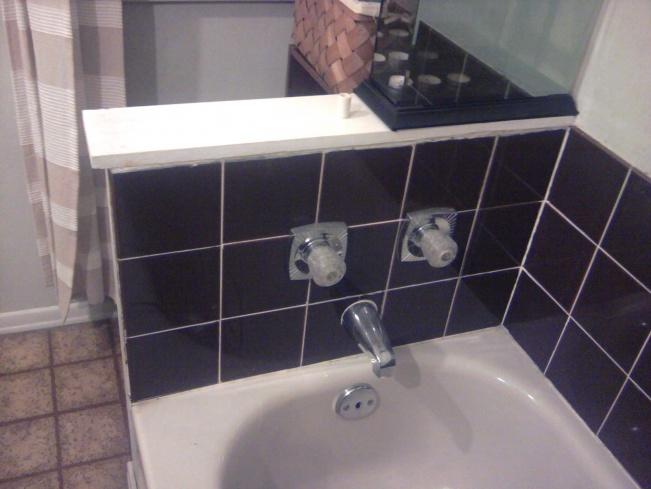 Install Shower In Existing Bathtub Bathroom Before 002 Jpg
