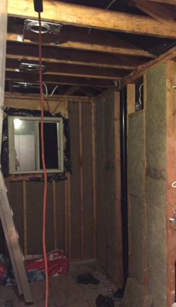 Vapour Barrier For Ceiling In Bathroom Insulation Diy Chatroom Home Improvement Forum
