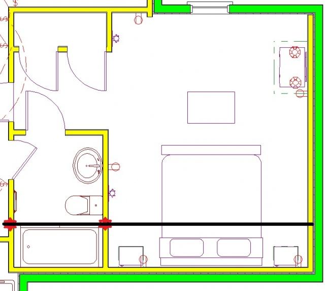 Basement Finish - Soffit Against Poured Concrete-bathroom.jpg