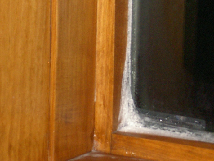 Pella Windows Serious Frost Issue General Diy