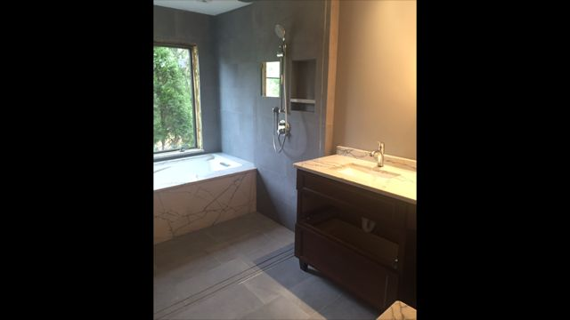 Curbless shower draining problem-bathroom-view.jpg
