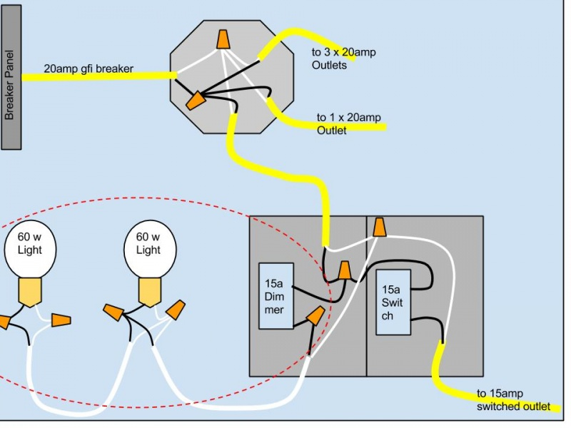 Troubleshoot 20amp GFI Branch Circuit - Electrical - DIY Chatroom ...