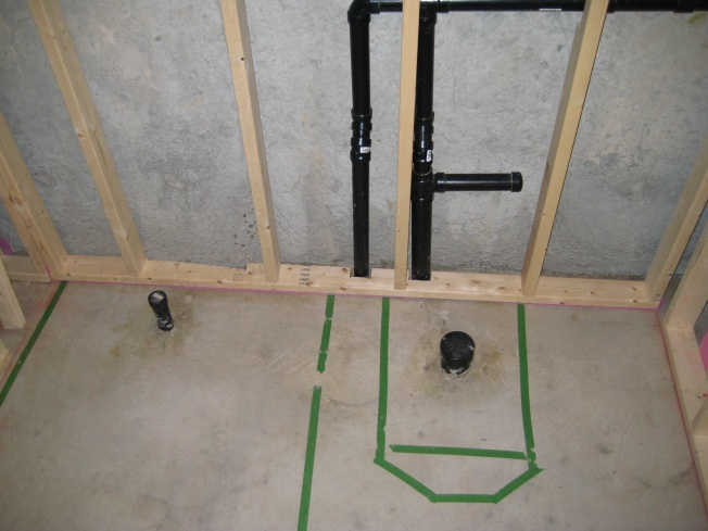 Adding a Toilet to the Basement | eHow.com