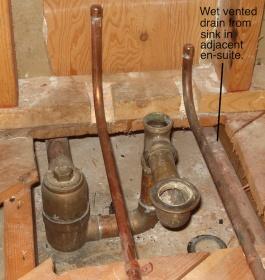 Help Needed Copper To Plastic Plumbing Diy Home