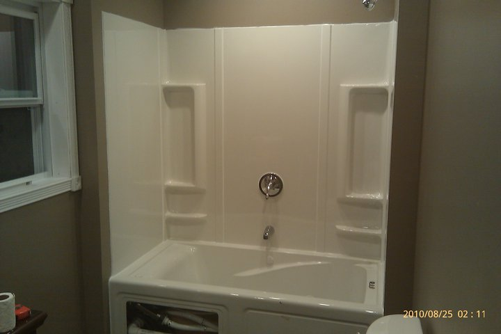 Tub Enclosure Tile Ideas - Custom Tile Photos | Bathtub Surround