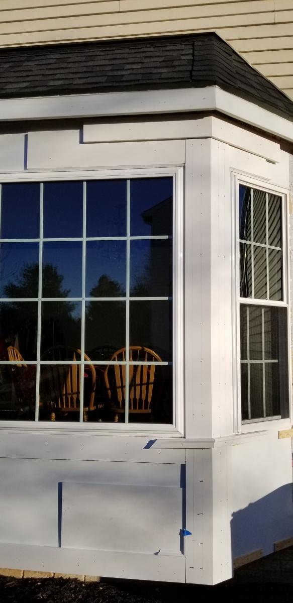 Bay Window Exterior Trim - Carpentry - DIY Chatroom Home ...