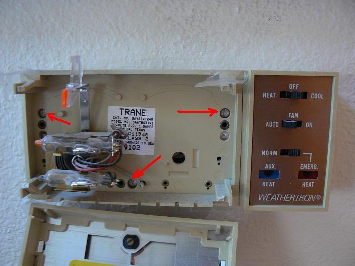Inspiring Trane Mercury Thermostat Wiring Diagram Images Best