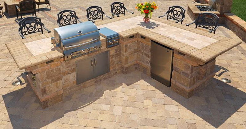 Foundation For Barbecue Building Construction Diy Chatroom