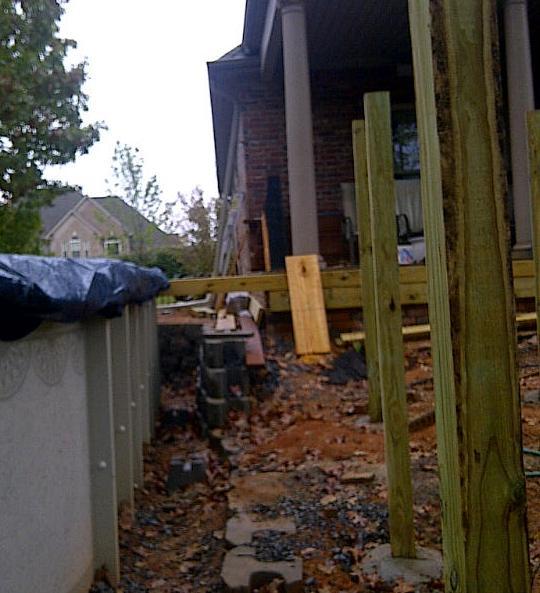 Long Beams And 4x4 Posts - Building & Construction - DIY