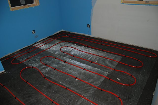 Time To Put Down The Mud On My Floors Flooring Diy