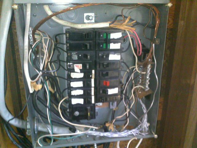 Mobile Home Electrical Panel Replacement-before.jpg