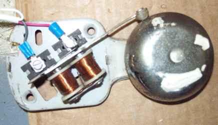 Old Doorbell Voltage Bell