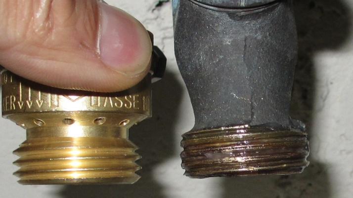 Replace Hose Faucet Anti Siphon Avb Plumbing Diy