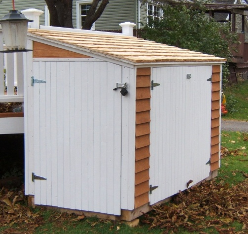 My bicycle/snowblower shed-bike-shed-end.jpg