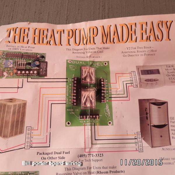 goodman blower will not turn off hvac page 3 diy chatroom goodman blower will not turn off bill porter board wiring diagram