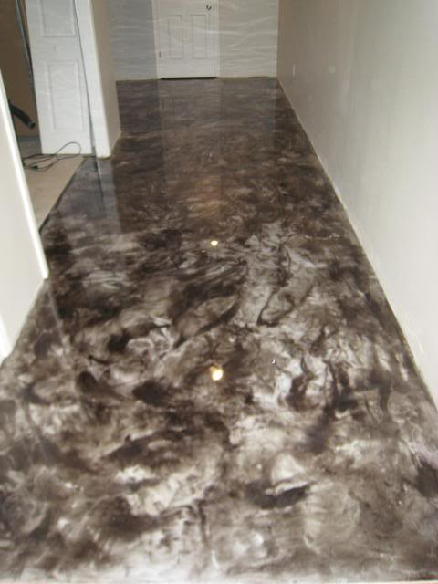 Foundation Has Settled 1/4 inch Need to Relevel Noticed Something Odd-blk-marble-hallway.jpg