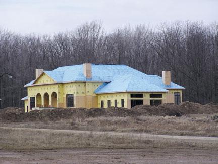 Roofing 15# Felt Underlayment Or Titanium UDL 30 Synthetic  Underlayment?? Blueskinroofrf200sm.