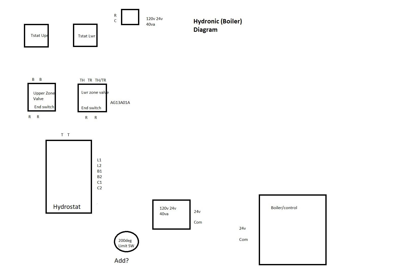 Boiler Techs Or Hvac Tech  Wiring Diagram Needed